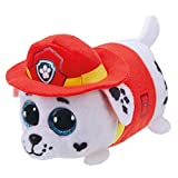 TY- Teeny Tys Marshal, Patrulla Canina, 10 cm (United Labels Ibérica 42229TY) , color/modelo...