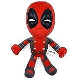 Marvel - Peluche Deadpool Postura Normal 32cm Calidad Super Soft