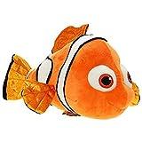 HMZJXZ Muñeca de peluche con diseño de Nemo Dolly de dibujos animados Buscando a Nemo Dolly