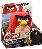 Angry Birds–Peluche Que Habla, Color Rojo