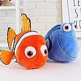 23Cm Juguete De Felpa Simulación Buscando A Nemo Dory Juguetes De Peluche Animal De Peluche...