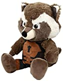 Peluche Rocket Raccoon 25 cm. Guardianes de la Galaxia. Marvel Cómics