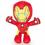 FEBER Peluche Iron Man Vengadores Avengers Marvel Soft 19cm Ironman