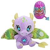 Baby Gemmy Dragons - Dragón de peluche Baby Gemmy Dragons (44888)