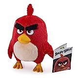 Bizak Angry Birds - Peluche, 20 cm - Red 61920512